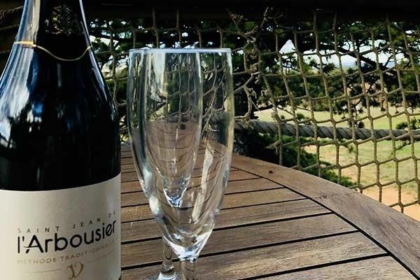 Domaine Arbousier - kit apéritif- séjour romantique Montpellier